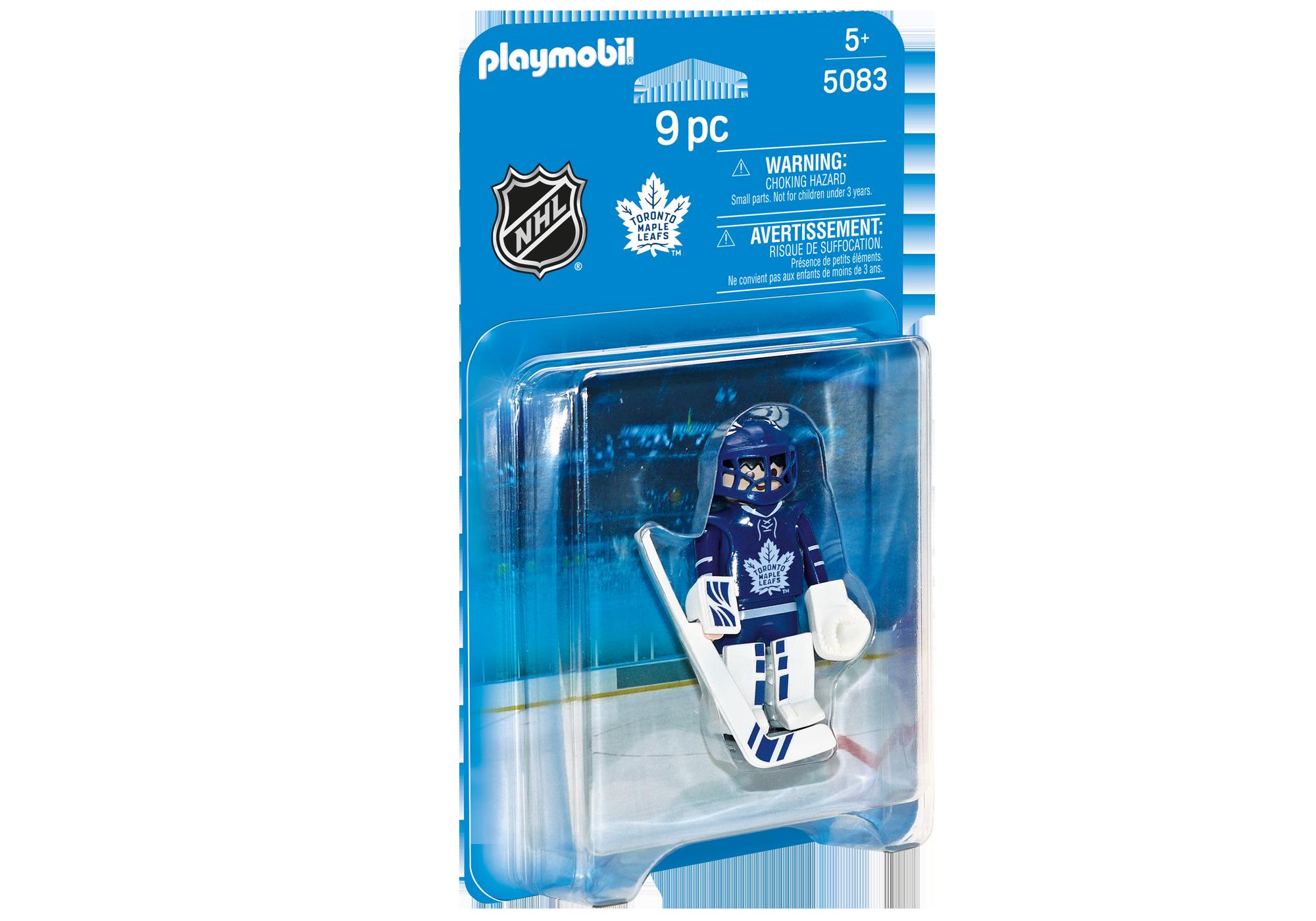 http://media.playmobil.com/i/playmobil/5083_product_box_front/NHL® Toronto Maple Leafs® Goalie