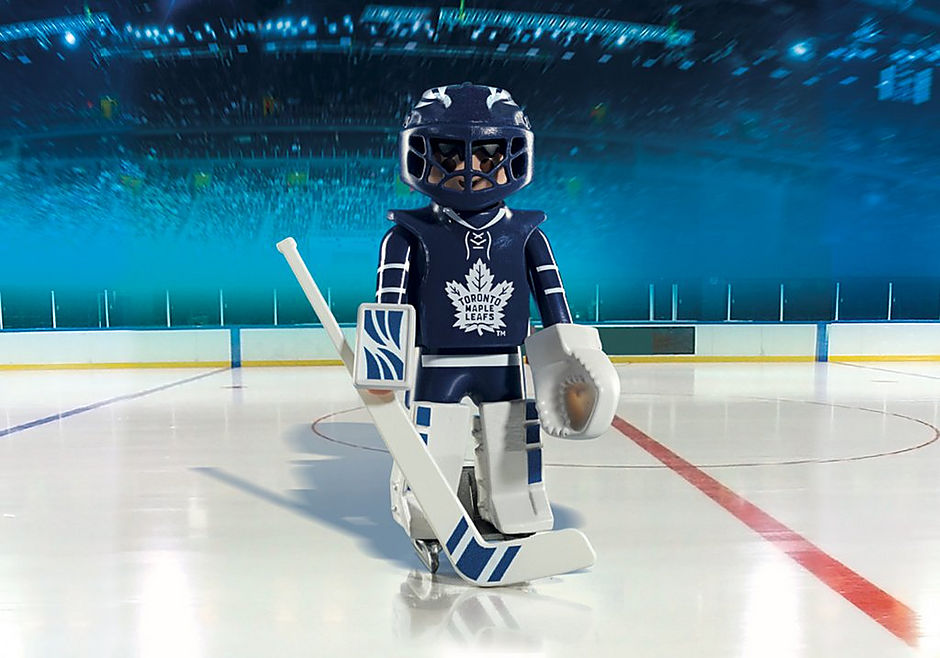 5083 NHL™ Toronto Maple Leafs™ Goalie detail image 1