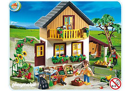 5120-A Bauernhaus mit Hofladen detail image 1
