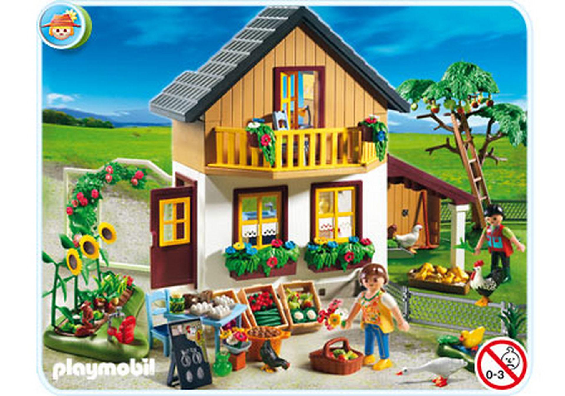 5120-A Bauernhaus mit Hofladen zoom image1