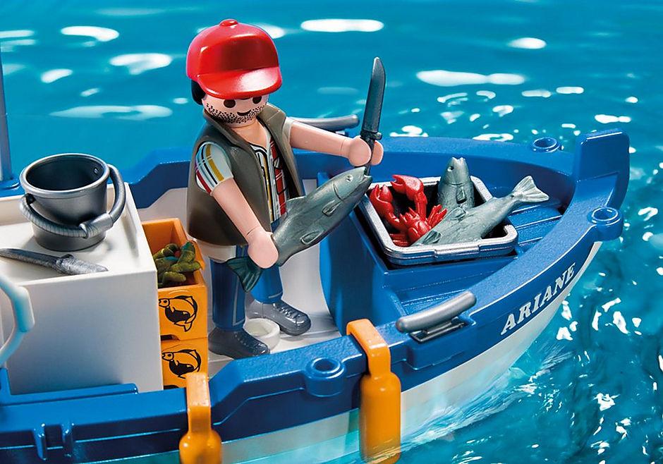 5131 Vissersboot detail image 4