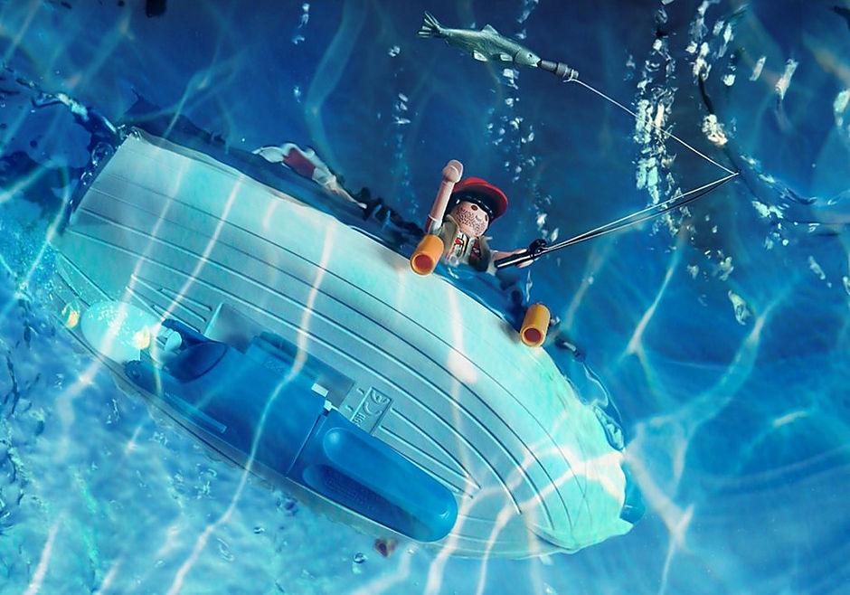 5131 Vissersboot detail image 5