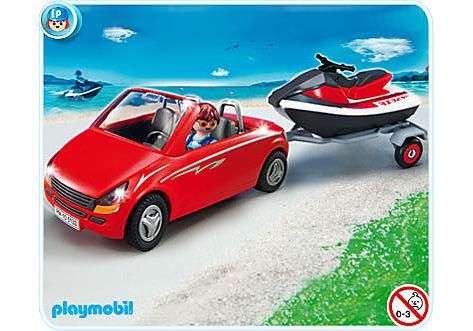 5133-A Roadster mit Jetski detail image 1