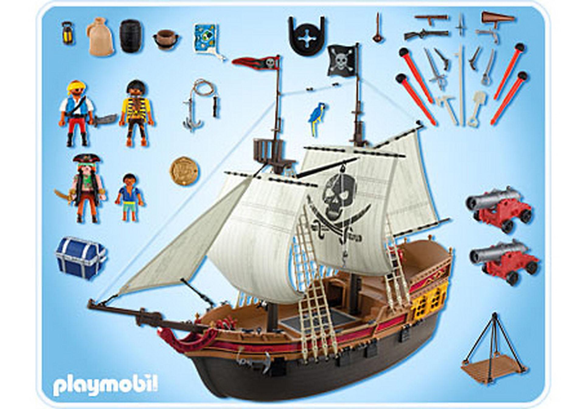 5135-A Piraten-Beuteschiff zoom image2