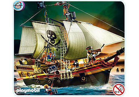 5135-A Piraten-Beuteschiff detail image 1
