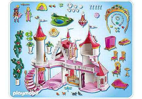 5142-A Prinzessinnenschloss detail image 2