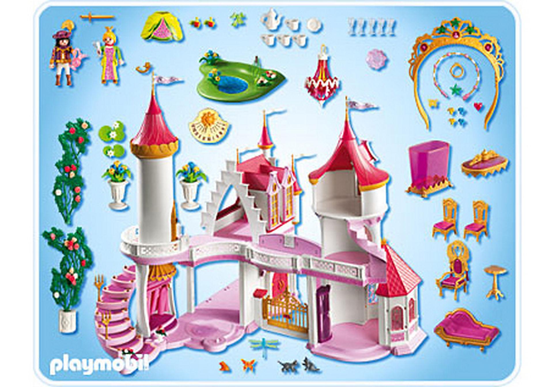 5142-A Prinzessinnenschloss zoom image2