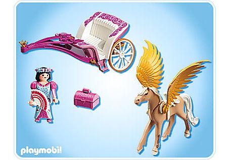 5143-A Pegasus-Kutsche detail image 2
