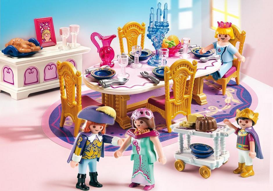 salle manger royale