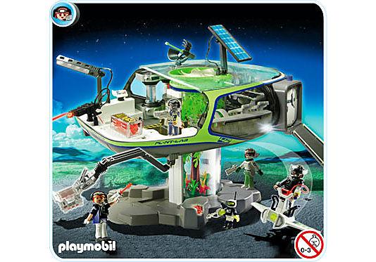 5149-A E-Rangers Future Base detail image 1