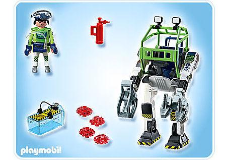5152-A E-Rangers Collectobot detail image 2
