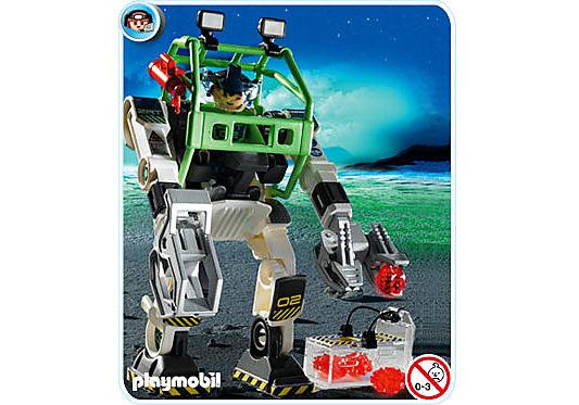 5152-A E-Rangers Collectobot detail image 1