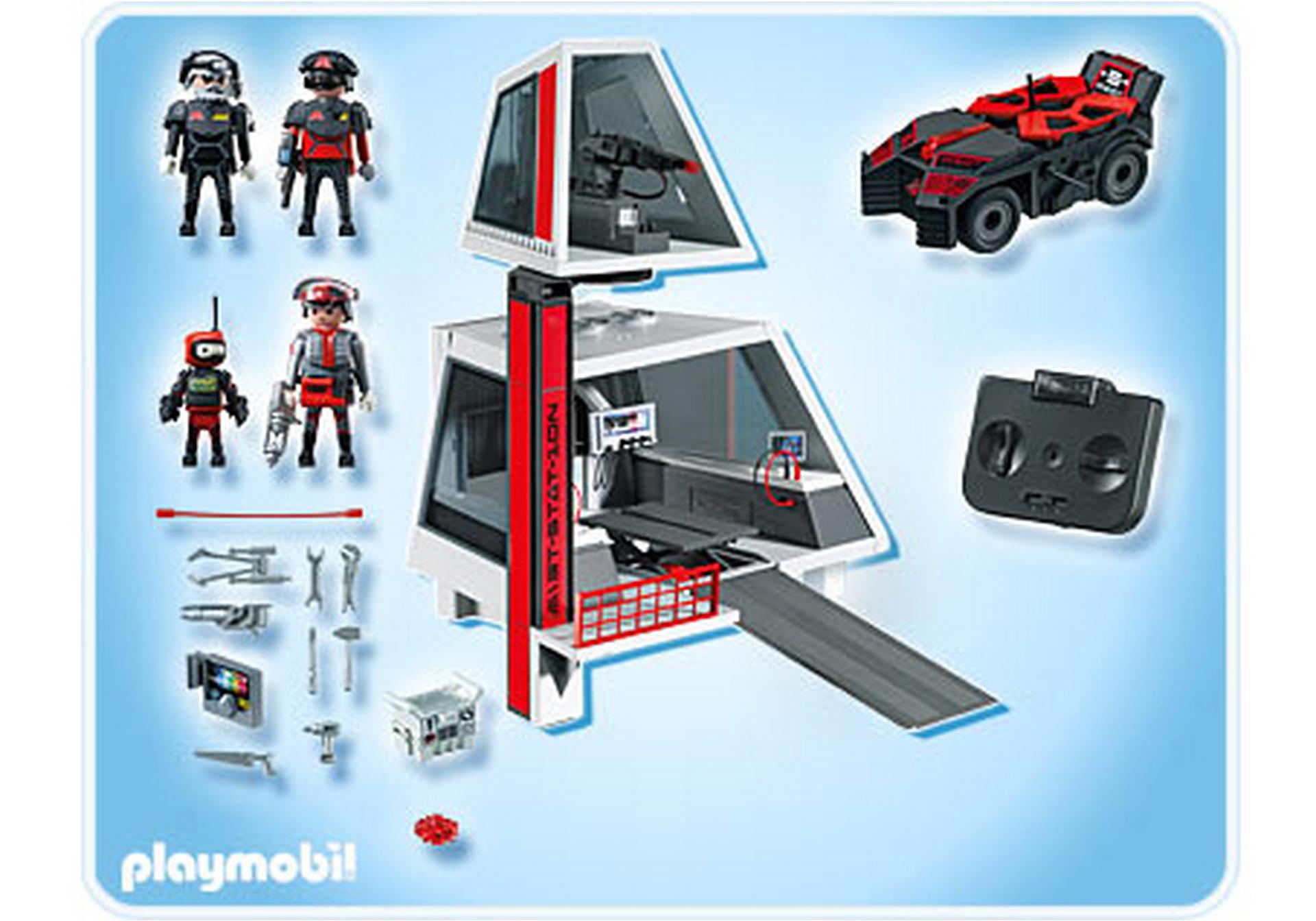darksters tower station 5153 a playmobil deutschland. Black Bedroom Furniture Sets. Home Design Ideas