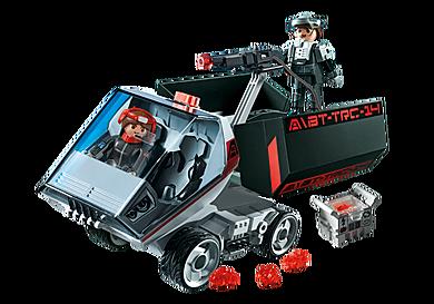 5154 Darksters Truck mit K.O.-Leuchtkanone