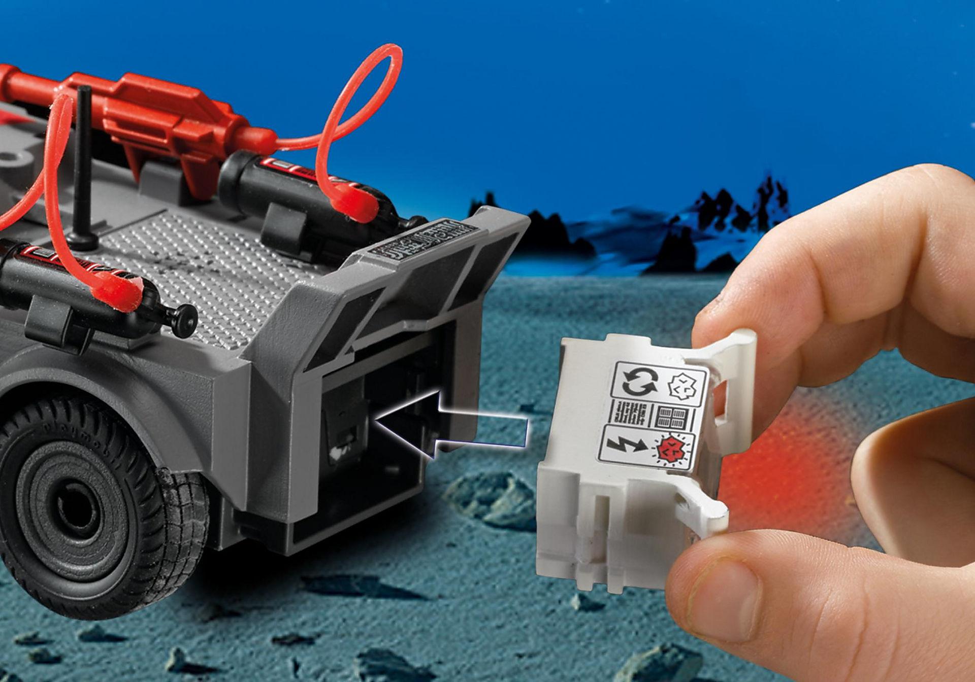 5156 Stealer mit K.O.-Leuchtkanone zoom image5