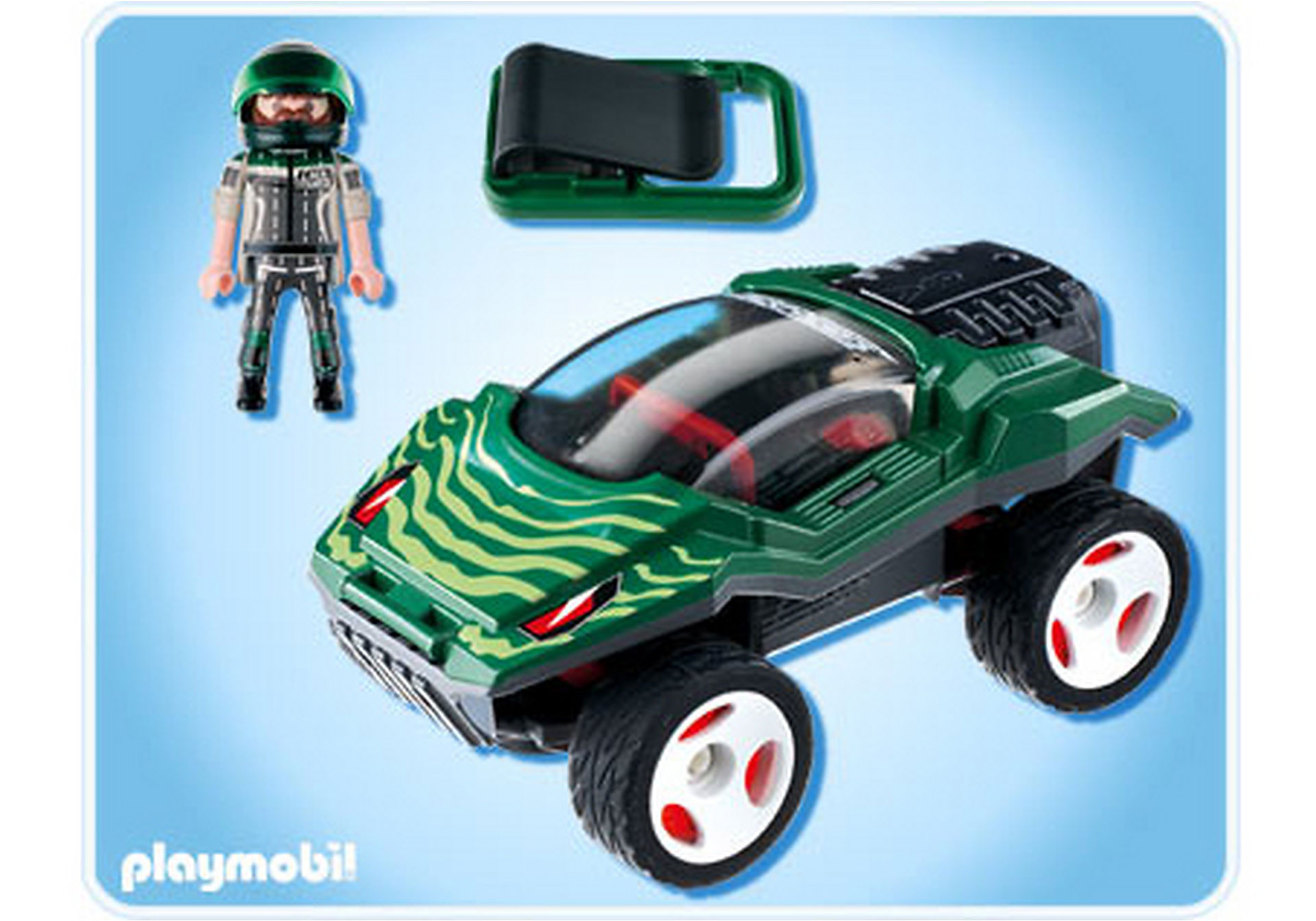 5160-A Click & Go Snake Racer zoom image2