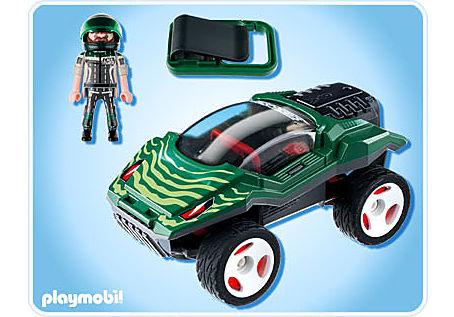 5160-A Click & Go Snake Racer detail image 2