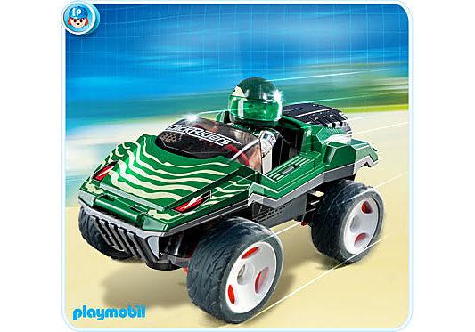 5160-A Click & Go Snake Racer detail image 1