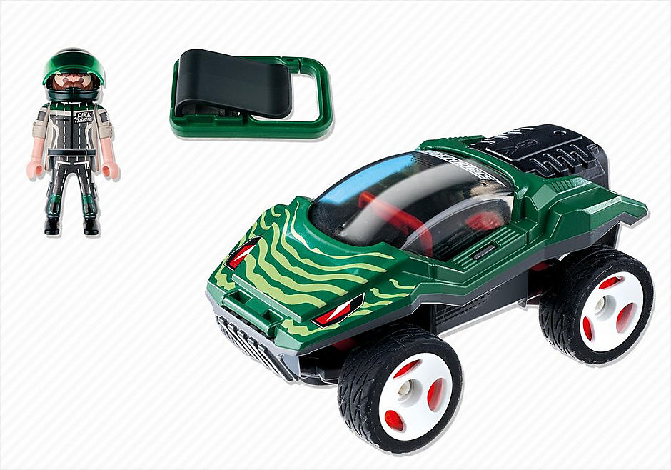 5160 Click & Go Snake Racer detail image 4