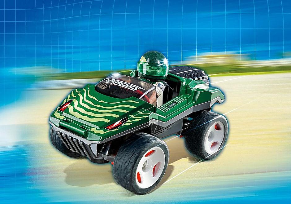5160 Click & Go Snake Racer detail image 1