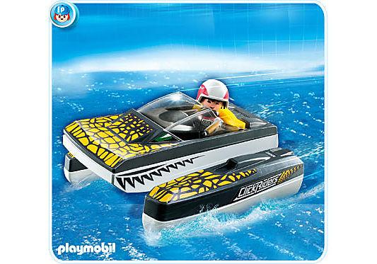 5161-A Click & Go Croc Speeder detail image 1