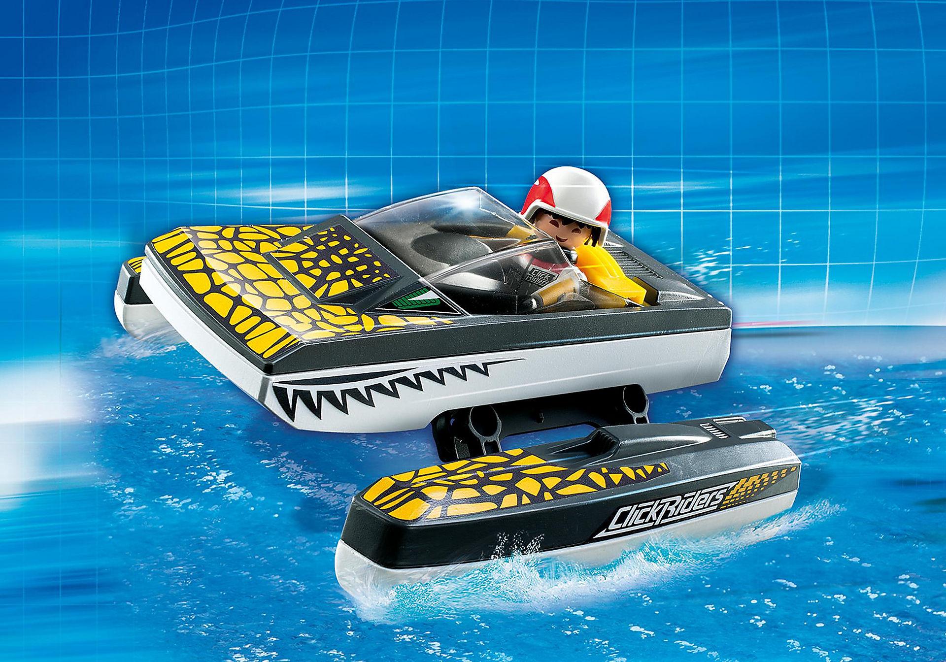 5161 Click & Go Croc Speedboat zoom image1