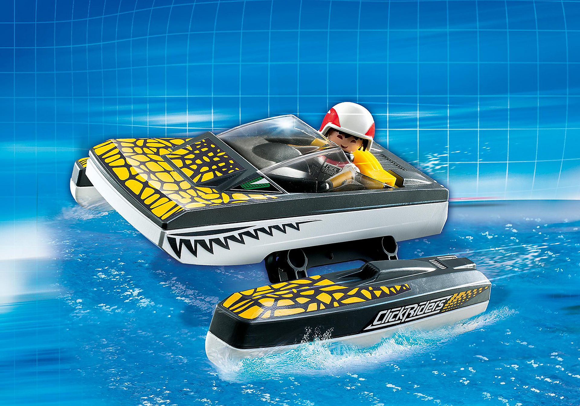 5161 Hydravion aventurier à emporter zoom image1