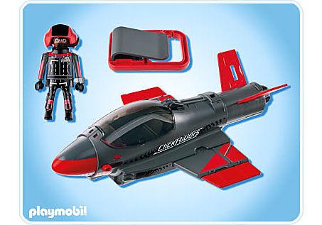 5162-A Click & Go Shark Jet detail image 2