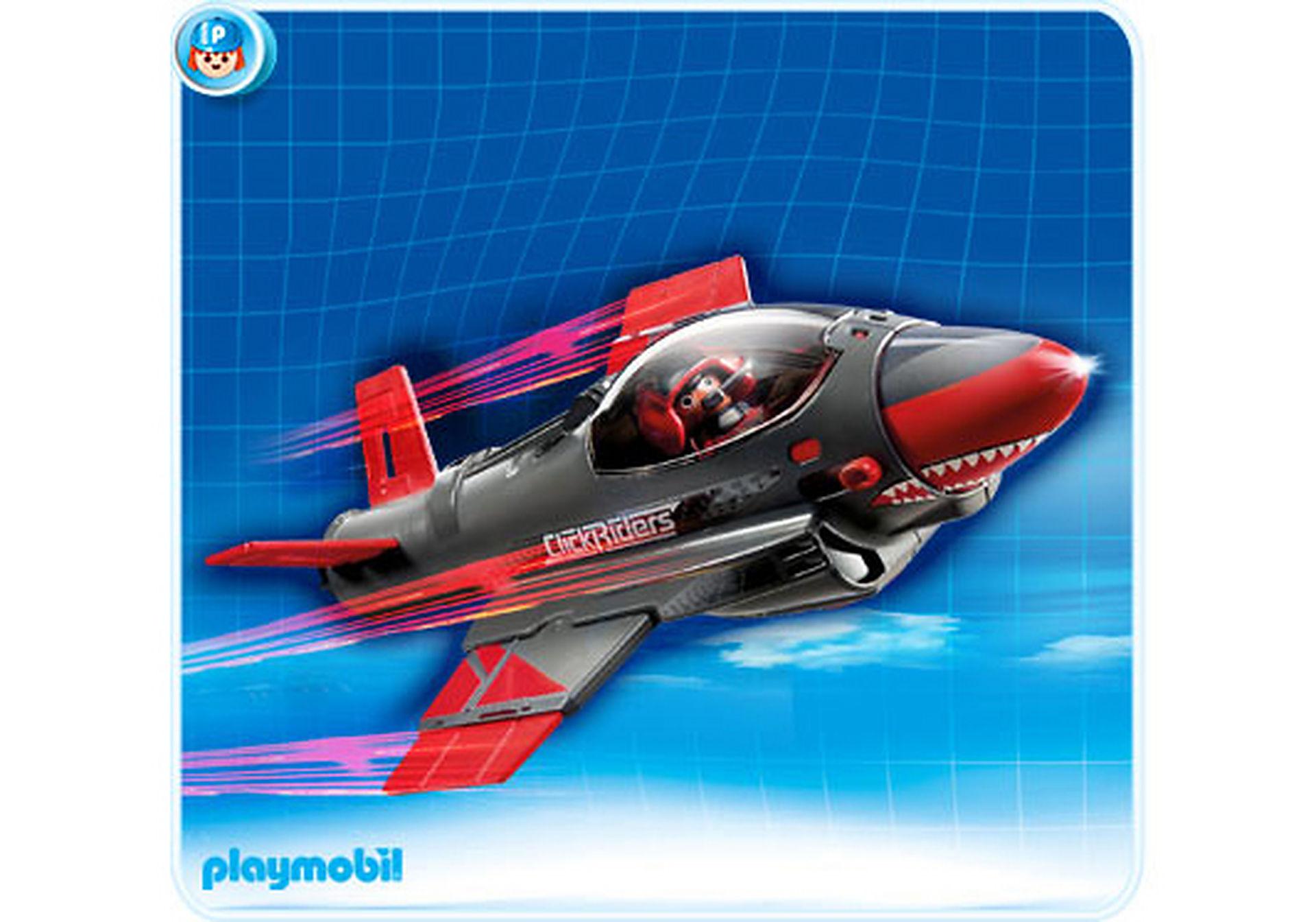5162-A Click & Go Shark Jet zoom image1