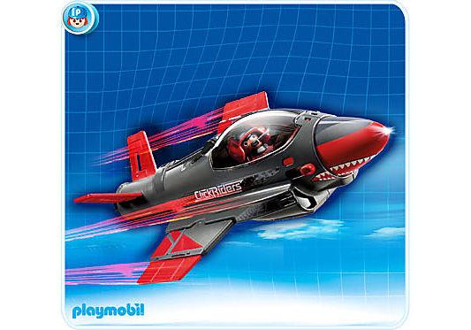 5162-A Click & Go Shark Jet detail image 1
