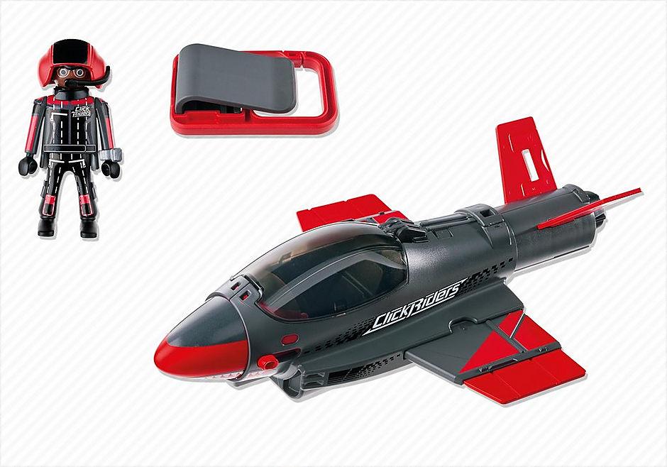 5162 Click & Go Shark Jet detail image 4