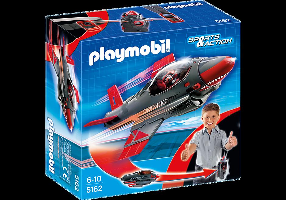 5162 Click & Go Shark Jet detail image 3