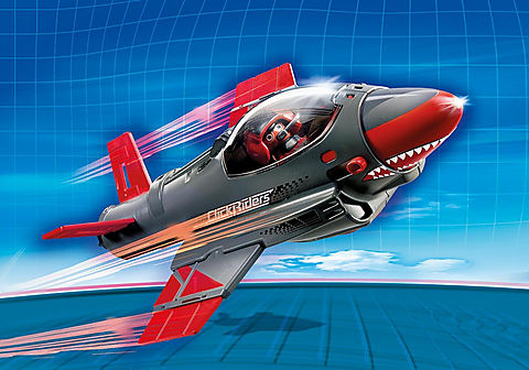 5162 Click & Go Shark Jet