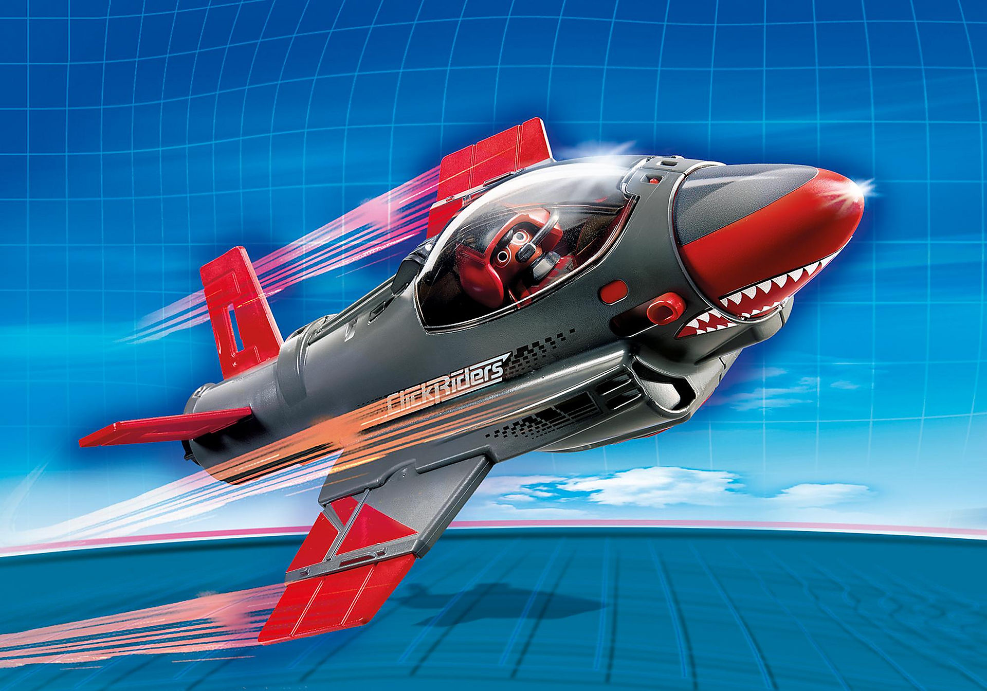 5162 Click & Go Shark Jet zoom image1
