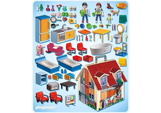 5167-A Neues Mitnehm-Puppenhaus detail image 2