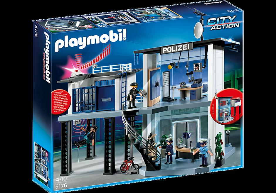 5176 Comisaría de Policía con Sistema de Alarma detail image 3