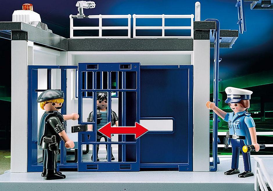 5176 Polizei-Kommandostation mit Alarmanlage detail image 6