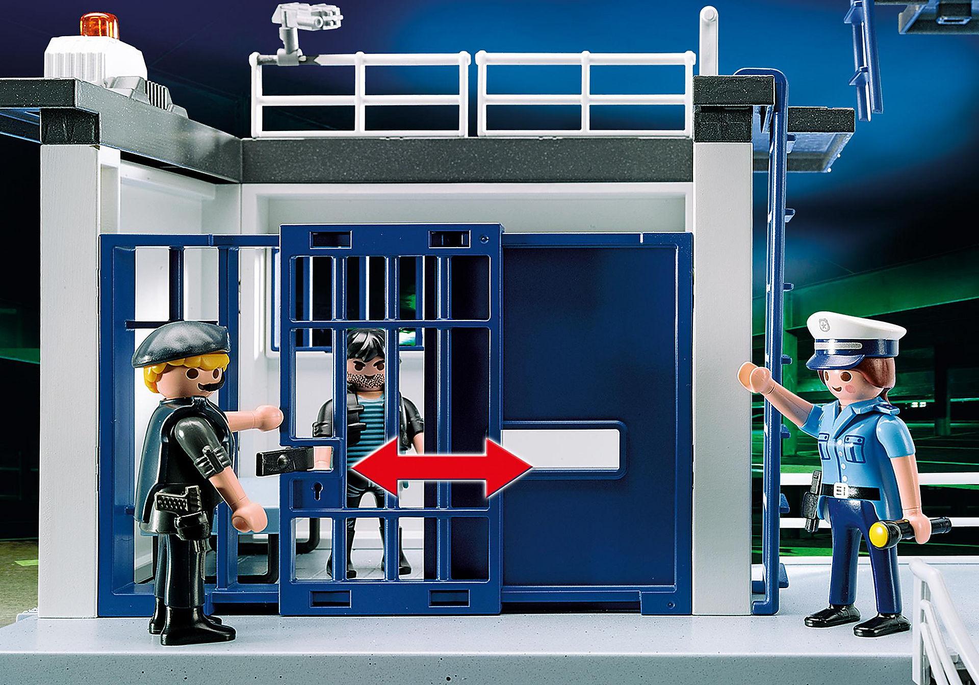 5176 Polizei-Kommandostation mit Alarmanlage zoom image6