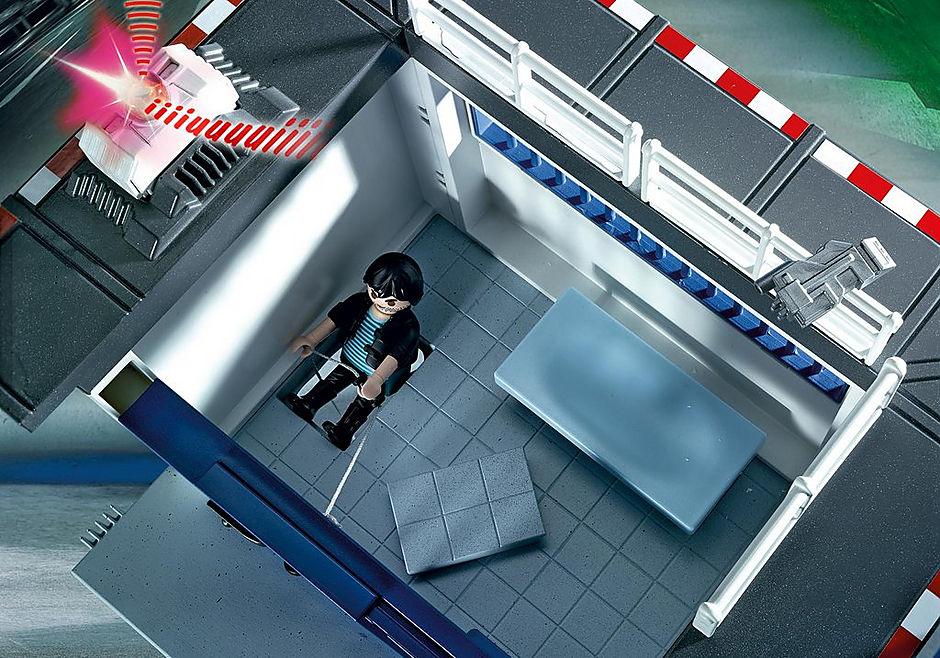 5176 Polizei-Kommandostation mit Alarmanlage detail image 7