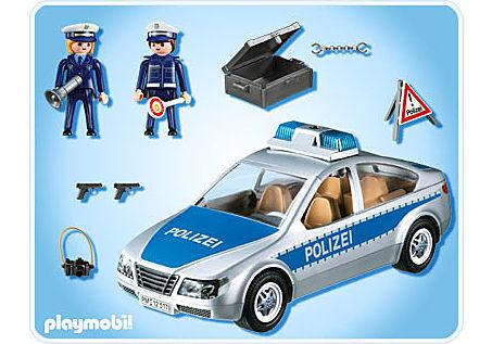 5179-A Polizeifahrzeug mit Blinklicht detail image 2