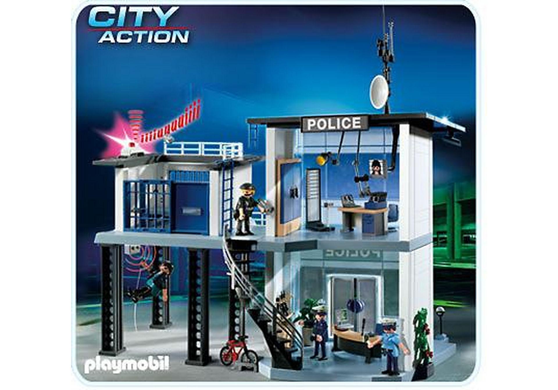 5182-A Polizei-Kommandostation mit Alarmanlage zoom image1