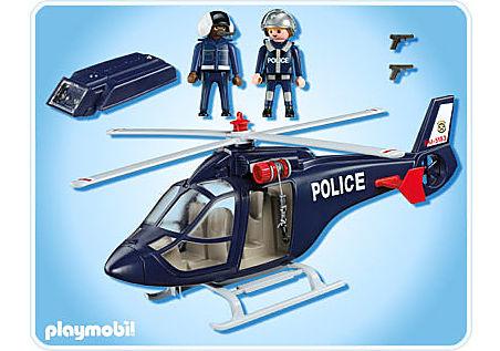 5183-A Polizeihubschrauber (int) detail image 2