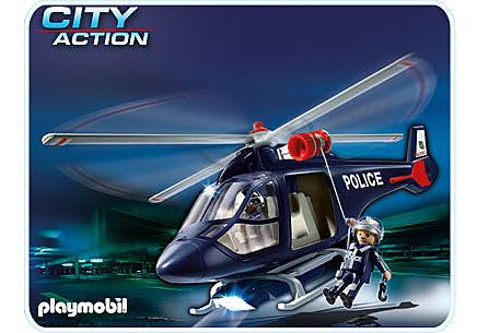 5183-A Polizeihubschrauber (int) detail image 1