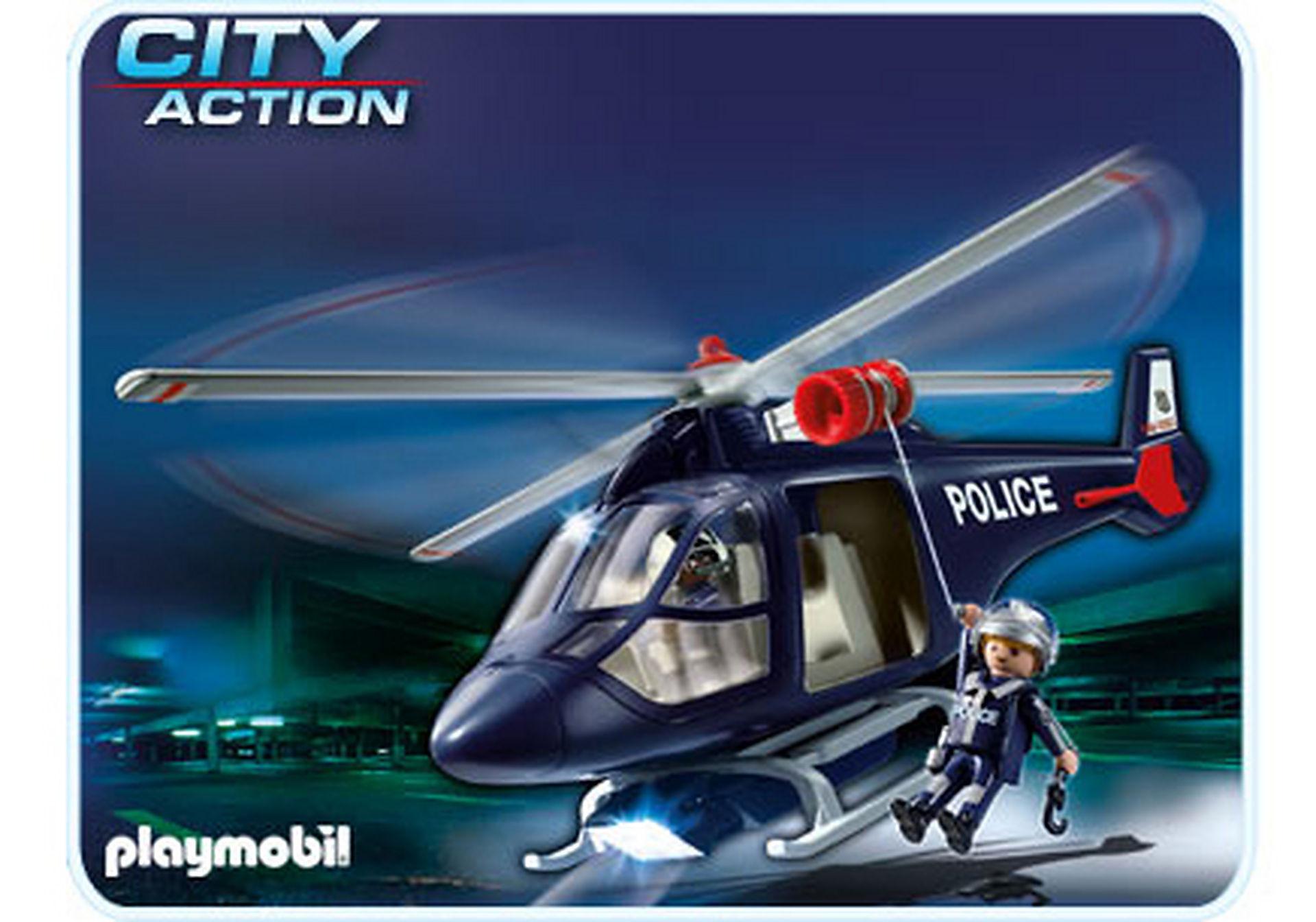 5183-A Polizeihubschrauber (int) zoom image1