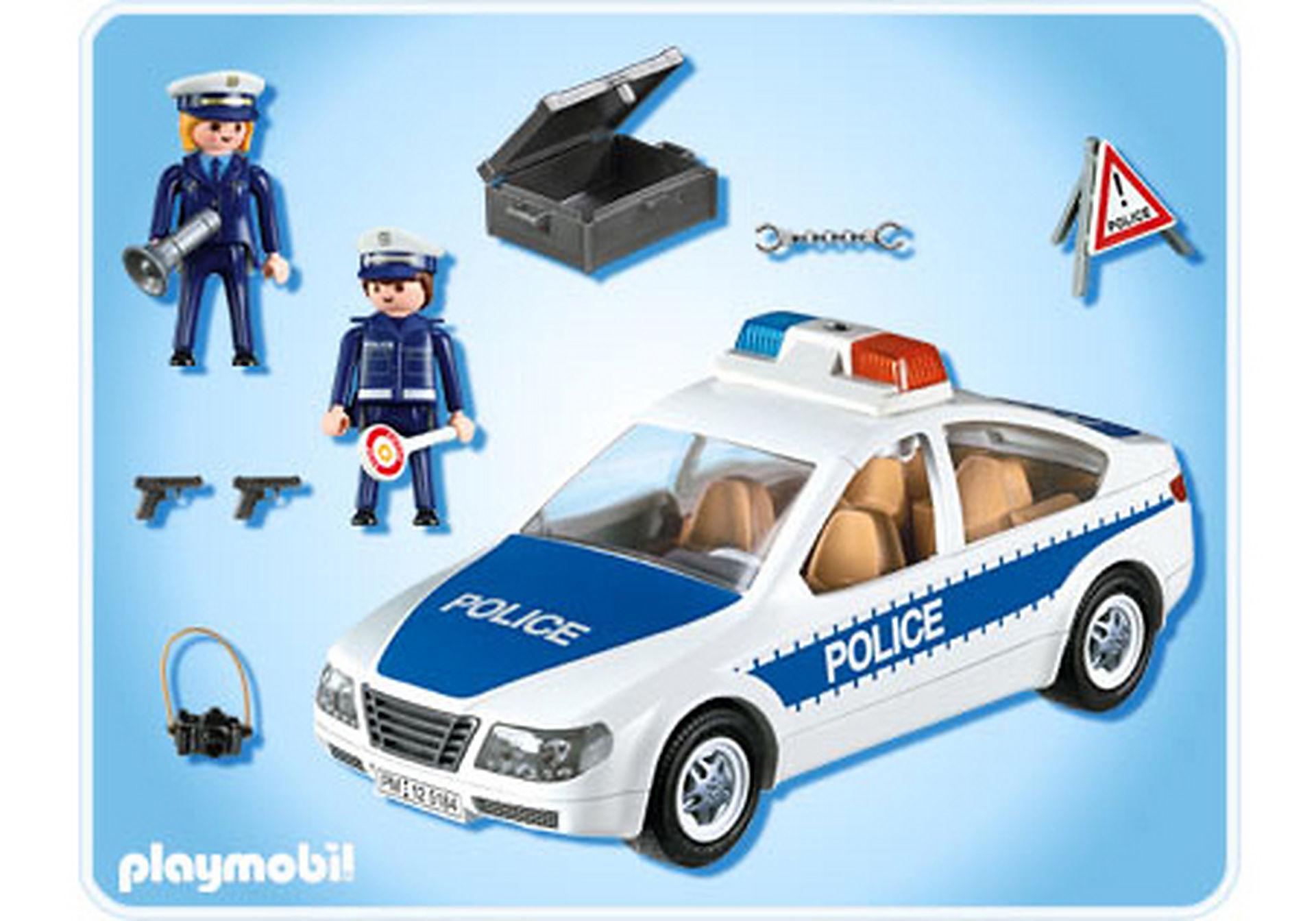 5184-A Polizeifahrzeug (int) zoom image2