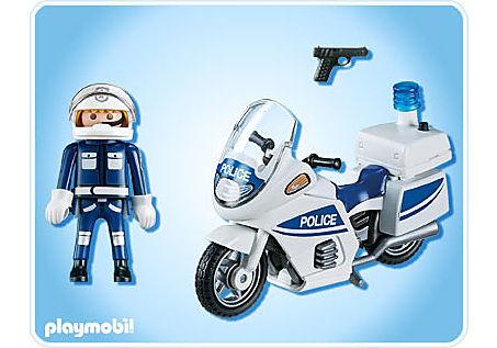 5185-A Polizeimotorrad (int) detail image 2