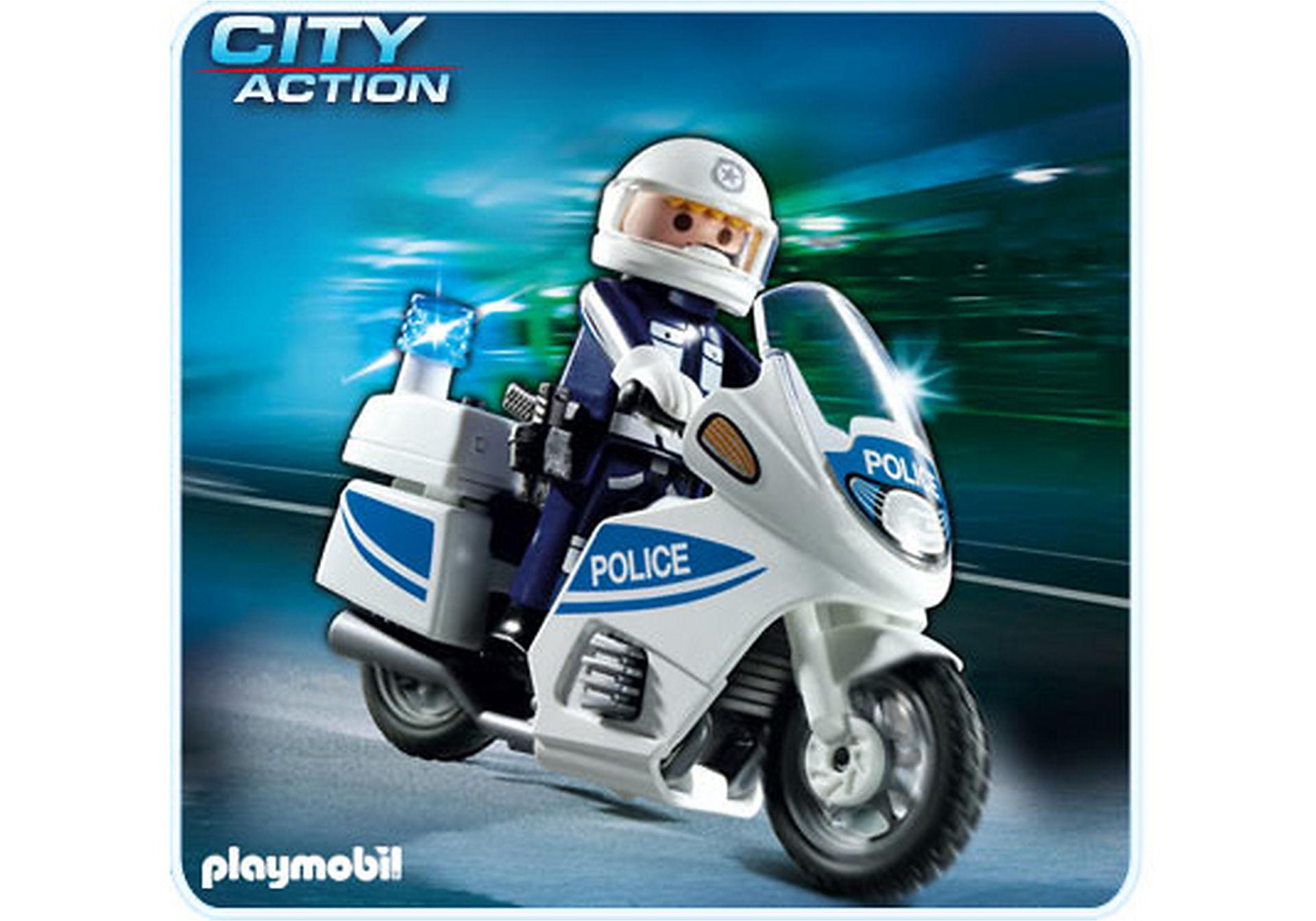 5185-A Polizeimotorrad (int) zoom image1
