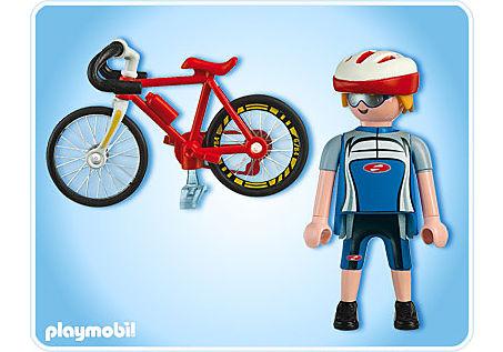 5193-A Bahnradfahrer detail image 2