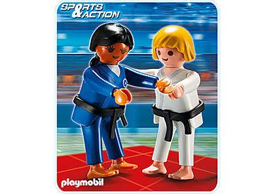 5194-A 2 Judokas