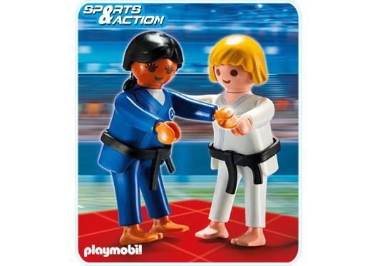 http://media.playmobil.com/i/playmobil/5194-A_product_detail/2 Judokas
